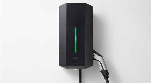 Wallbox - Selected by Volvo Cars, demo for dealers