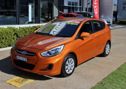 Hyundai Accent Active RB2