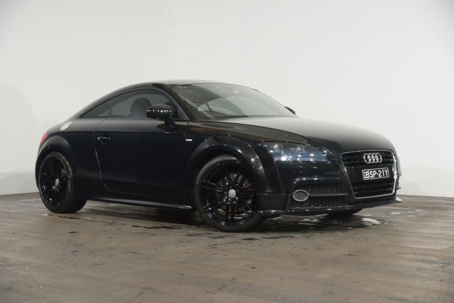 2010 Audi Tt 2.0 Tfsi
