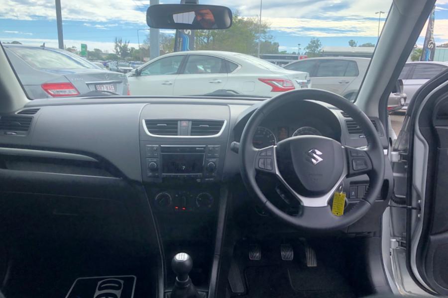 2013 Suzuki Swift FZ GL Hatchback Image 17