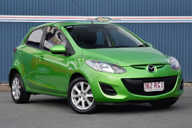 Mazda 2 Maxx DE Series 1