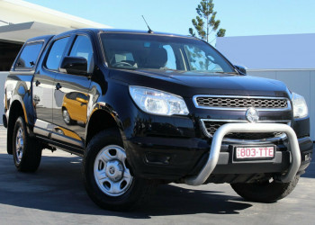 Holden Colorado LX Crew Cab RG MY14