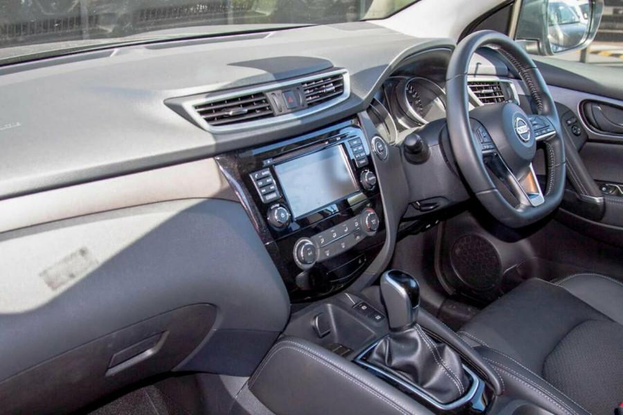 2019 MY18 Nissan Qashqai J11 MY18 ST-L (5Yr) Suv Image 8
