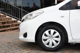 2012 Toyota Yaris NCP130R YR Hatchback Image 5