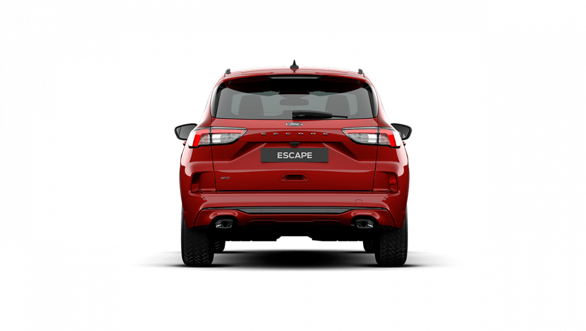 2020 MY20.75 Ford Escape ZH ST-Line Suv Image 4