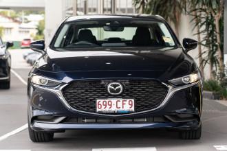 2021 Mazda 3 BP G25 Evolve Sedan Sedan Image 4