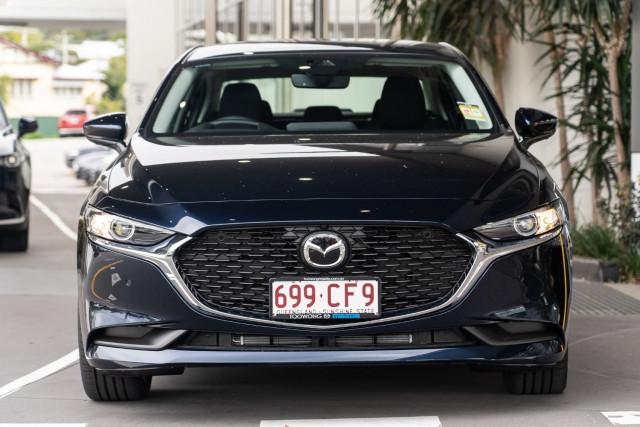 2021 Mazda 3 BP G25 Evolve Sedan Sedan Mobile Image 4