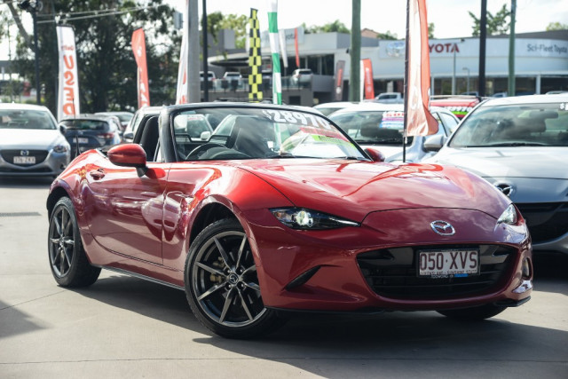 2017 Mazda Mx-5 ND GT Convertible