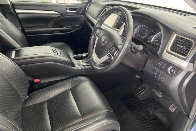 2018 Toyota Kluger GSU50R GXL 2WD Suv Image 5