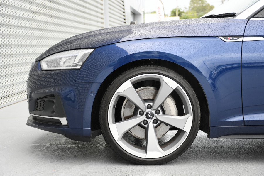 2019 Audi A5 F5 MY19 45 TFSI Cabriolet Image 5