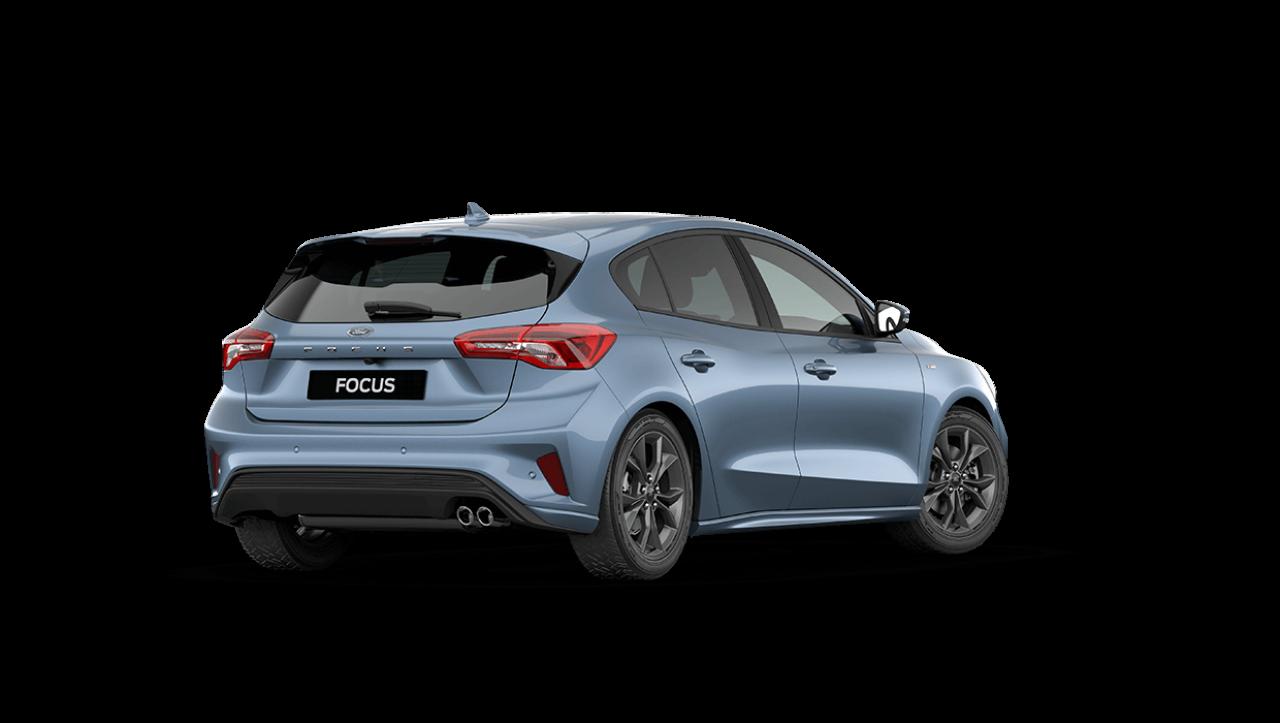 2021 Ford Focus SA ST-Line Hatchback Image 2
