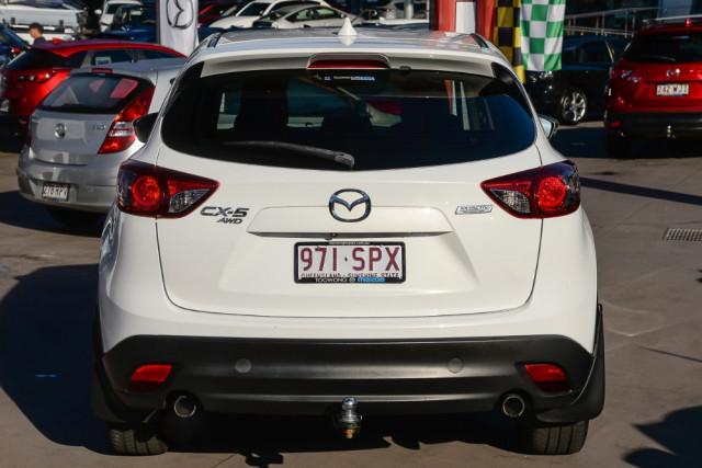 2012 Mazda Cx-5 KE1071 Maxx Sport Suv Image 4