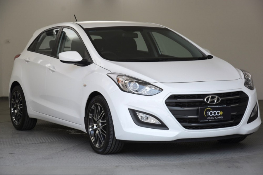 2016 MY17 Hyundai i30 GD4 Series II Active Hatchback