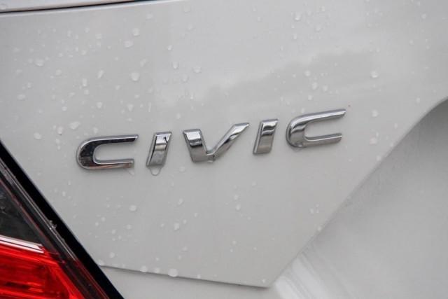 2019 Honda Civic Sedan 10th Gen RS Sedan Image 3