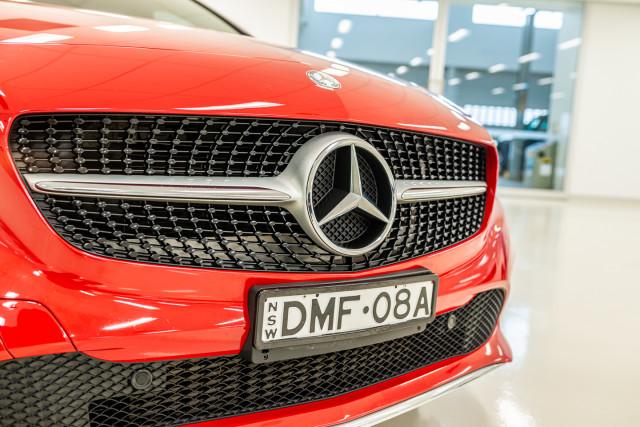 2017 MY08 Mercedes-Benz A-class W176  A200 d Hatchback Image 10