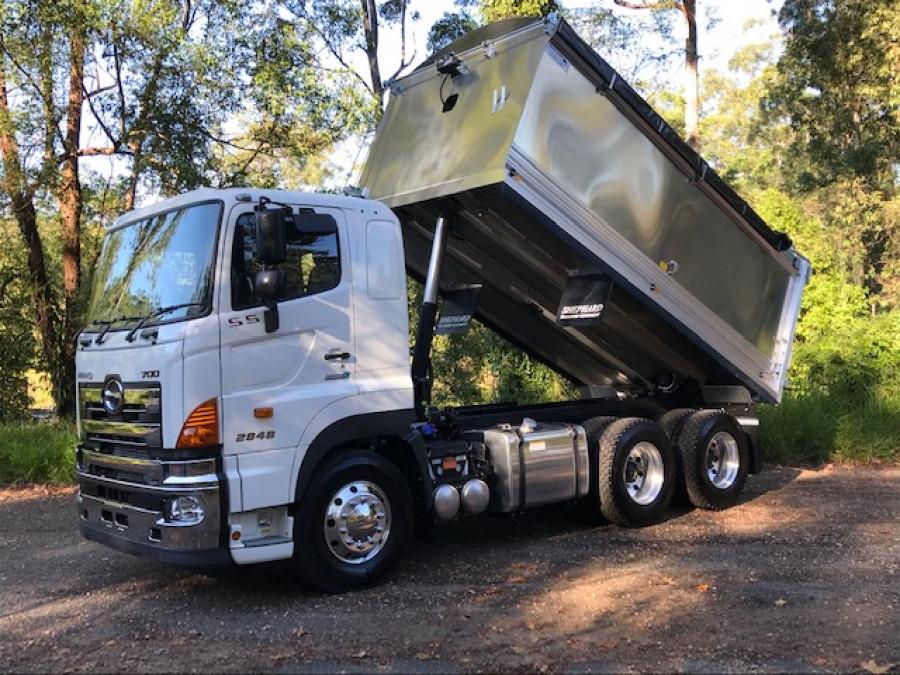 2020 Hino Ss 2848 Air Truck Image 21