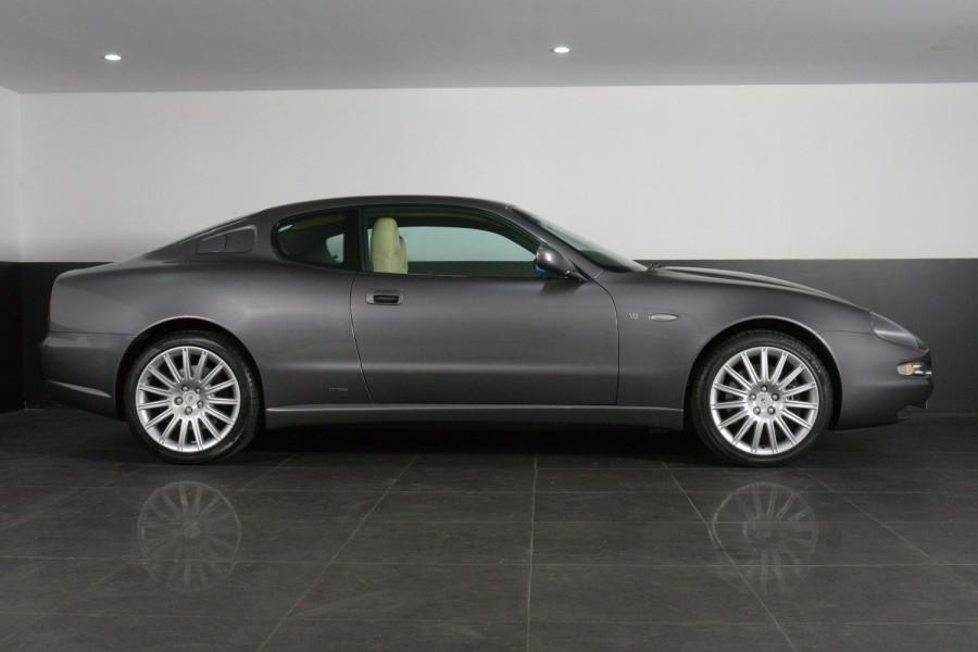 2003 Maserati Coupe Cambiocorsa