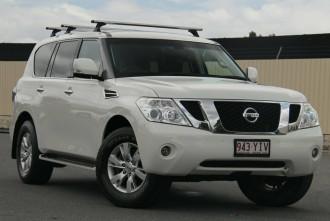 Nissan Patrol TI Y62