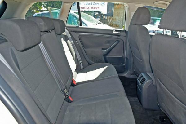 2010 MY11 Volkswagen Golf VI MY11 103TDI DSG Comfortline Wagon
