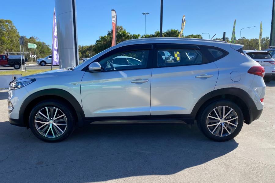 2015 Hyundai Tucson TL Active X Suv Image 21