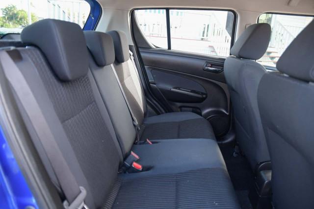 2015 Suzuki Swift FZ MY15 GL Navigator Hatchback Image 18