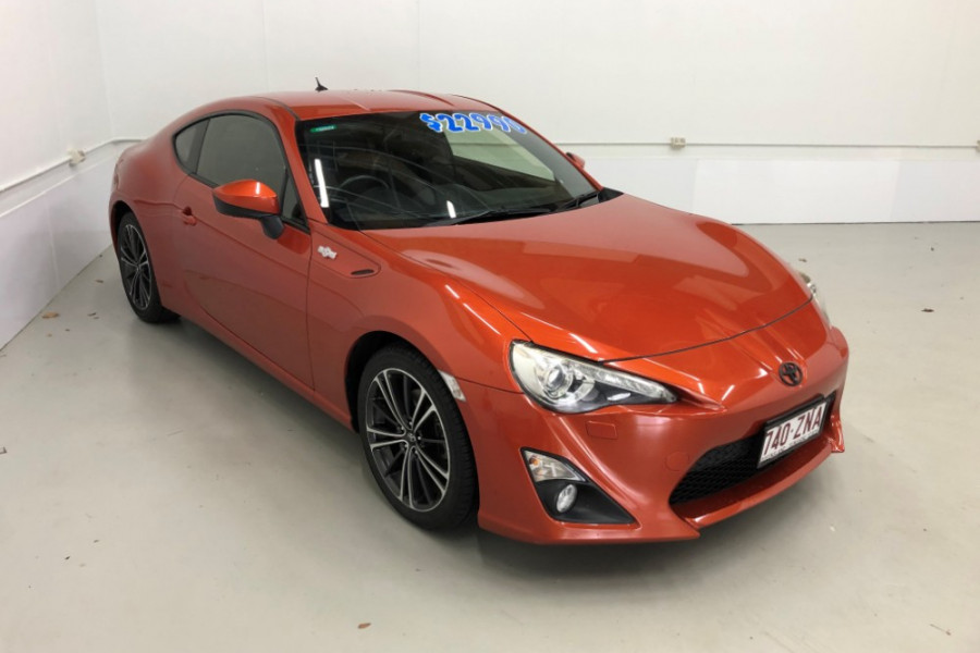 2013 Toyota 86 ZN6 GTS Coupe