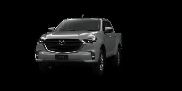 2020 MY21 Mazda BT-50 TF XT 4x4 Pickup Utility crew cab Mobile Image 3