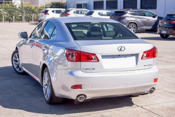 2011 Lexus IS250 GSE20R MY11 Prestige Sedan Image 2