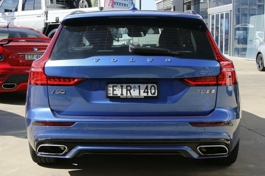 2019 MY20 Volvo V60 F-Series T8 R-Design Wagon Image 18