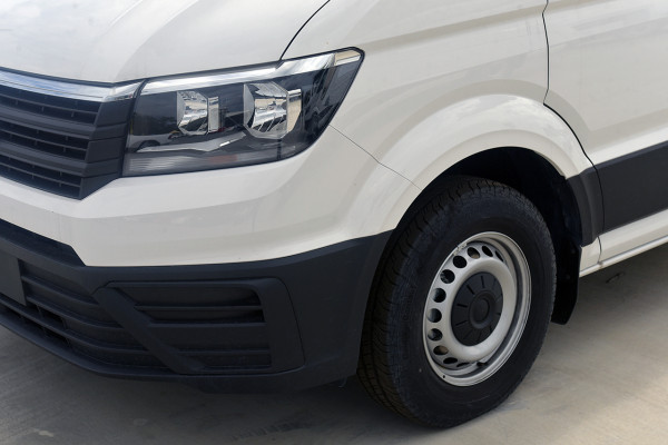 2019 Volkswagen Crafter SY1 LWB Ute Image 3