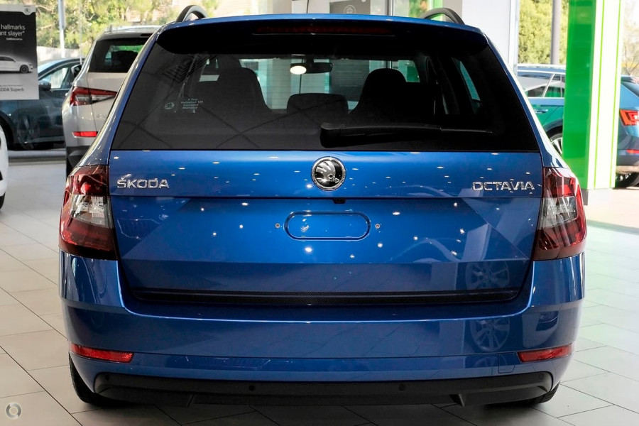2018 MY19 Skoda Octavia NE Sport Wagon Wagon
