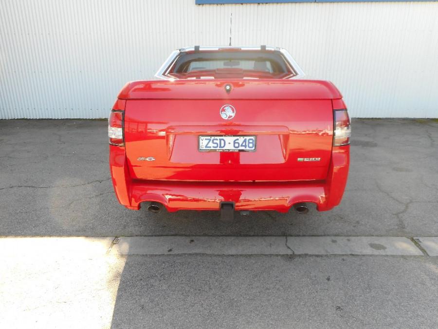 2012 Holden Ute Ute