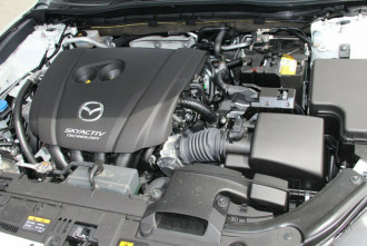 2018 Mazda 3 BN5436 SP25 Hatch Hatchback