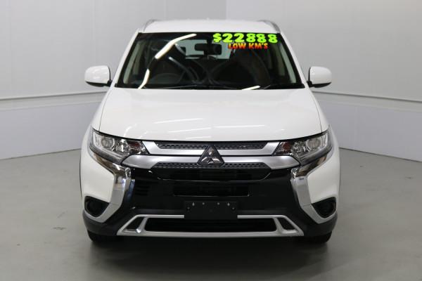 2018 MY19 Mitsubishi Outlander ZL ES Suv Image 2