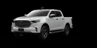 2020 MY21 Mazda BT-50 TF XTR 4x4 Pickup Cab chassis image 2