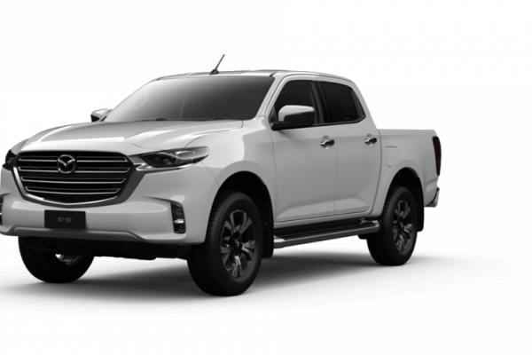 2021 Mazda BT-50 TF XTR 4x4 Dual Cab Pickup Utility - dual cab