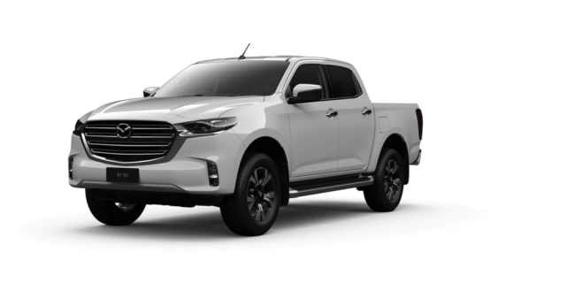 2020 MY21 Mazda BT-50 TF XTR 4x4 Pickup Utility Mobile Image 2