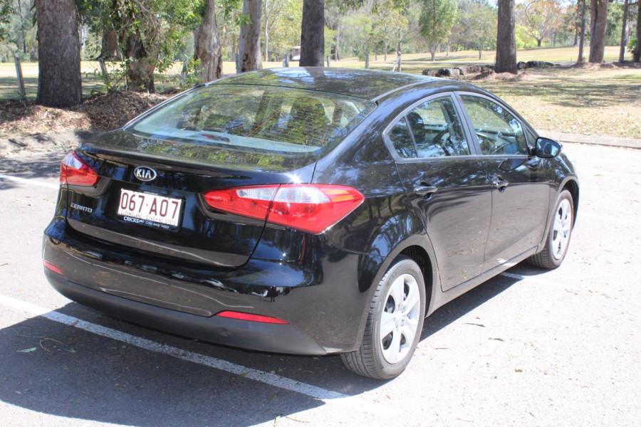 2015 Kia Cerato YD S Sedan Image 8