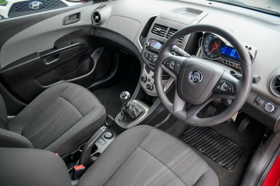2014 Holden Barina TM MY14 CD Hatchback Image 11