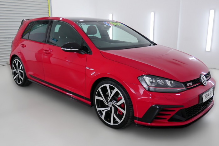 2016 Volkswagen Golf 7 GTI Hatchback
