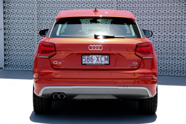 2017 Audi Q2 GA MY17 sport Suv Image 4