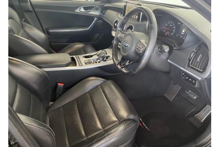 2017 MY18 Kia Stinger CK GT Sedan Image 3