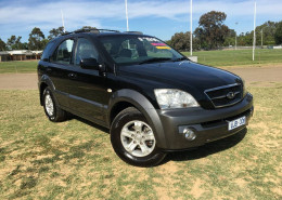 Kia Sorento BL 05 UPGRADE