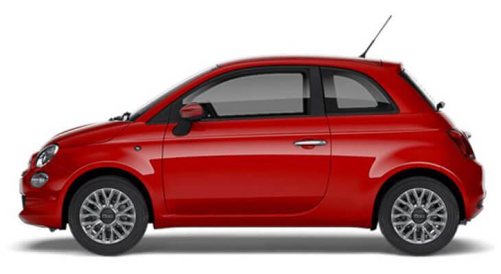 2018 Fiat 500 Series 4 Pop Hatchback