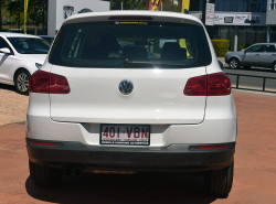 2014 Volkswagen Tiguan 5N MY14 132TSI Suv Image 5