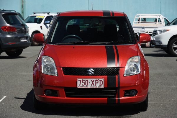 2006 Suzuki Swift RS415 RS415 Hatchback Image 2