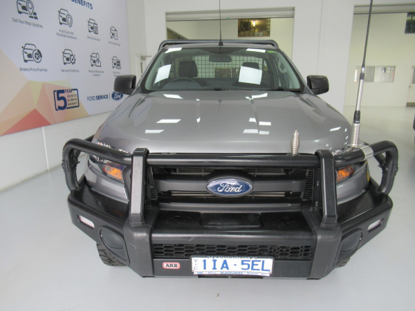 2016 Ford Ranger PX MKII XL Cab chassis