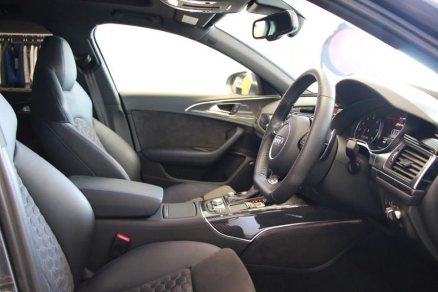 2017 MY18 Audi Rs6 4G MY18 performance Wagon Image 10