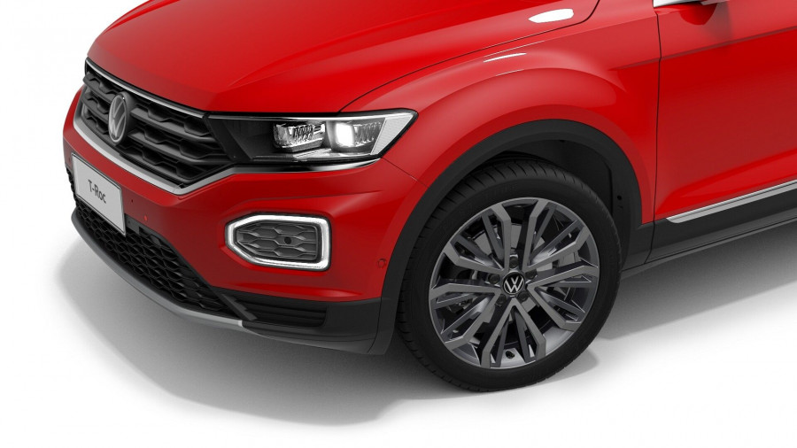 2021 Volkswagen T-Roc A1 110TSI Style Wagon Image 7