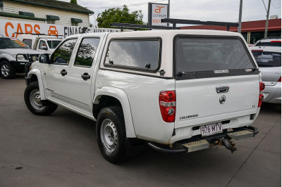 2009 Holden Colorado RC MY09 LX Utility Image 5